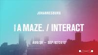 A MAZE. Logo